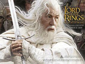 Elbisch Forum  Bilder  Hobbits  Gandalf  Saruman  Gollum